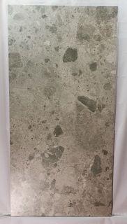 AMBRA SZARY 60x120 cm Gres szkliwiony