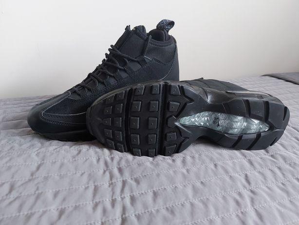 Buty Nike Air Max 95 Black Sneakerboot