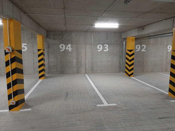 Miejsce parkingowe w garażu przy ul. Wolińskiego w Lublinie Wrotków