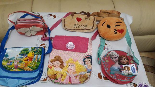 Torebki torebka dla dziewczynki Disney .Nowa.
