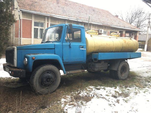 Молоковоз ГАЗ 3307, 1992 р.в., газ/бензин, м. Івано-Франківськ