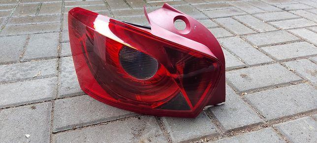 Lampa Lewy Tył Seat Ibiza 6j 5 drzwi Wkład