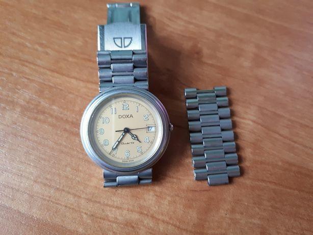 Zegarek Doxa kwarc 7 jewels.