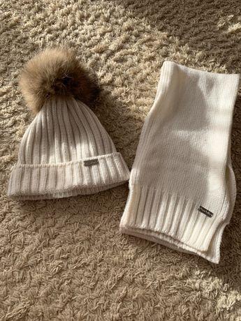 Продаи шапку и шарф 54 р