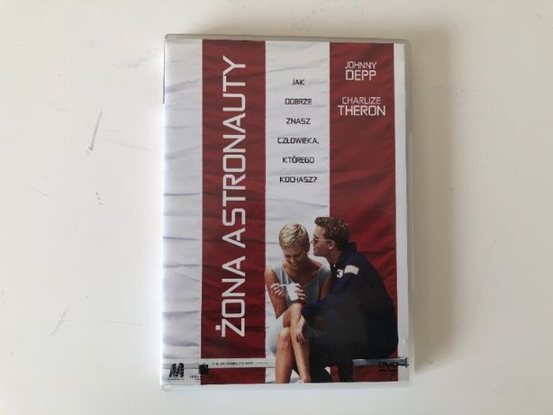 Film Żona Astronauty Johnny Depp Charlize Theron DVD