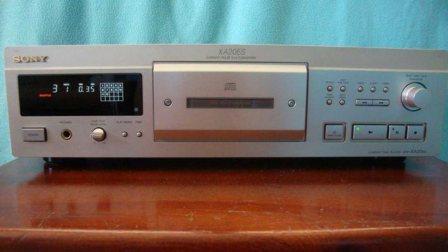 SONY CDP-X20ES leitor cd