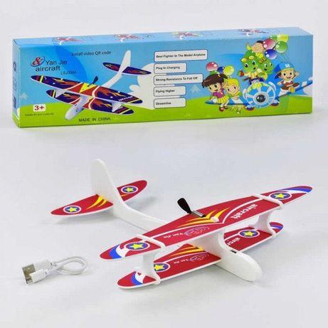 Планер, самолет с мотором , зарядка USB - 125 грн