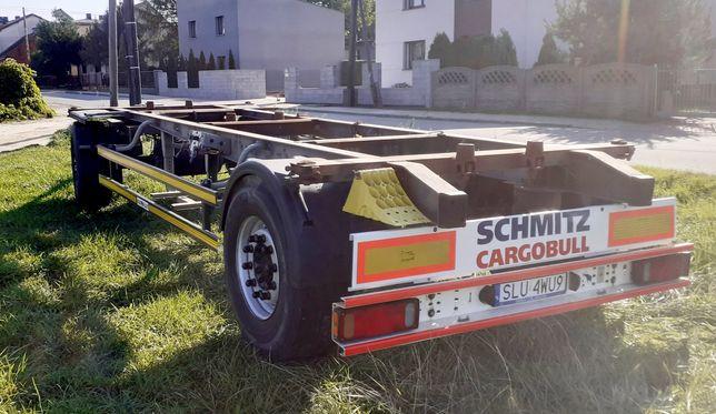 Przyczepa rolnicza Schmitz bdf Ocynk 18 ton DMC