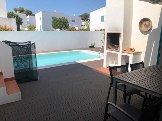 Vila c/piscina privada Prainha
