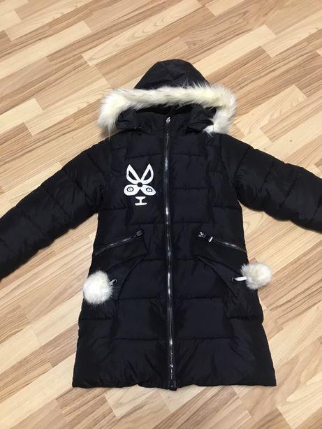 Куртка зима 146р