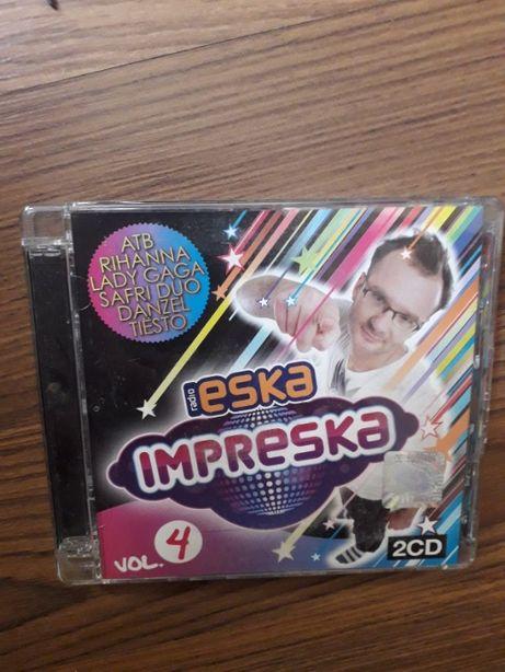 """Radio Eska """"Impreska vol.4"""" 2CD!"""