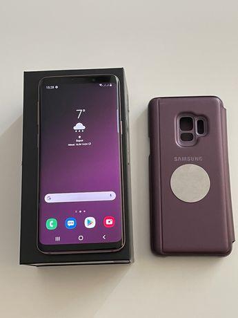 Samsung Galaxy S9 dual sim, bez simlocka, idealny stan, komplet