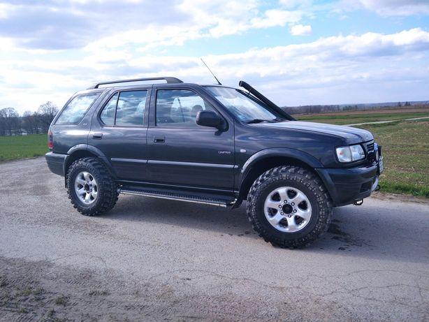 Opel Frontera B 3.2 /lpg ,zamiana quad 4x4