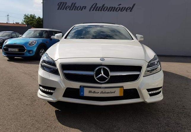 Mercedes-benz cls shooting breack 250cdi amg
