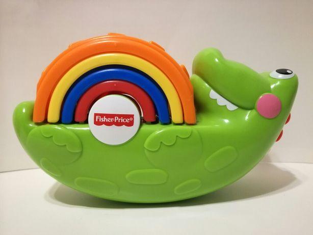 Zabawka układanka fisher price