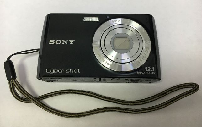 Цифровой фотоаппарат Sony DSC-W510