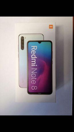 Продам xiaomi Redmi Note 8 64gb