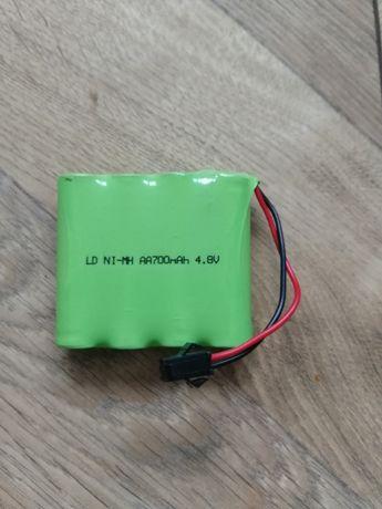 Akumualtor pakiet NiMH 4.8v 700mah