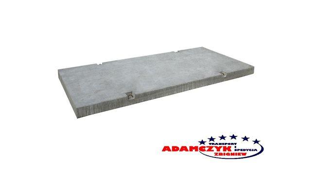 Płyty drogowe betonowe 150x300 NOWE 300x100