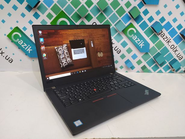 "Lenovo ThinkPad T480 | 14"" FHD IPS 