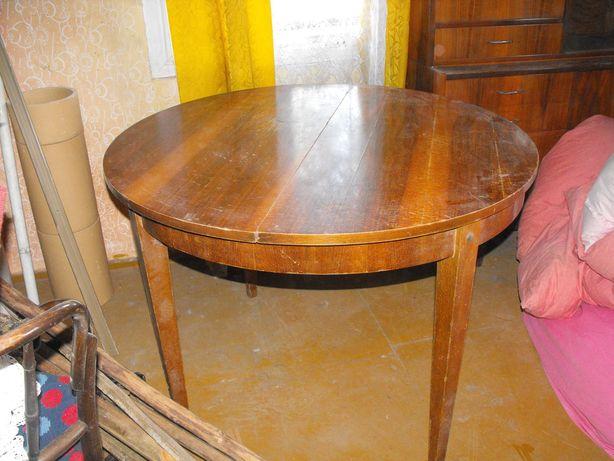 Stół PRL, stolik mebel PRL