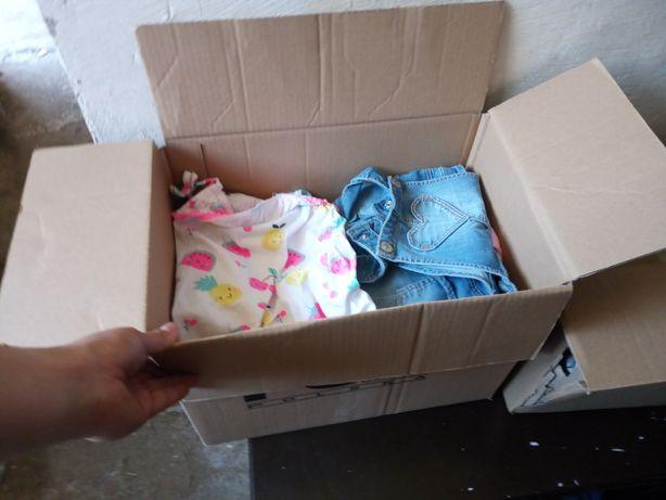Ubranka dla dziewczynki na lato