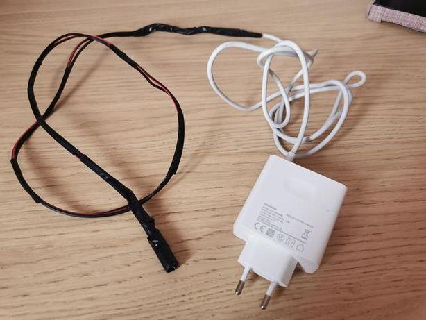 Ładowarka, zasilacz do laptopa Huawei Matebook D, CP 83, biały.