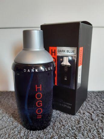 (( Perfumy Hugo Dark Blue 120ml Męskie ))