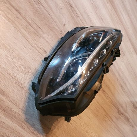 lampa mercedes s coupe 217