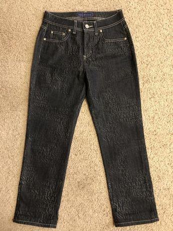 Джинсы брюки trussardi jeans р.27 оригинал