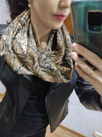 Новий шарфик платок, шарф  новое