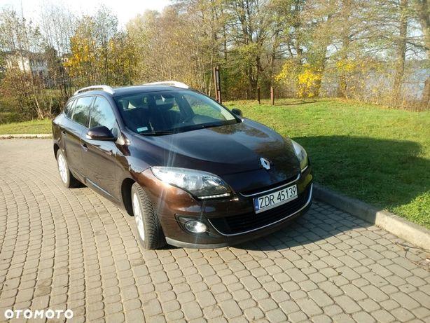 Renault Megane RENAULT MEGANE III 1,5 dci 2013 r z Polskiego salonu