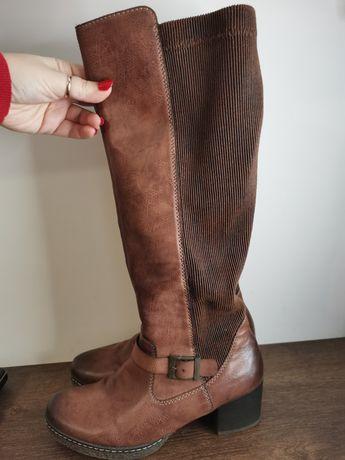 Рикер сапоги, ботинки, обув зимние женские 39 розмер