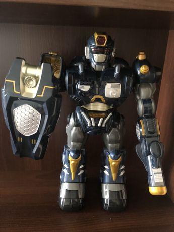 Робот свет-звук от 2 лет