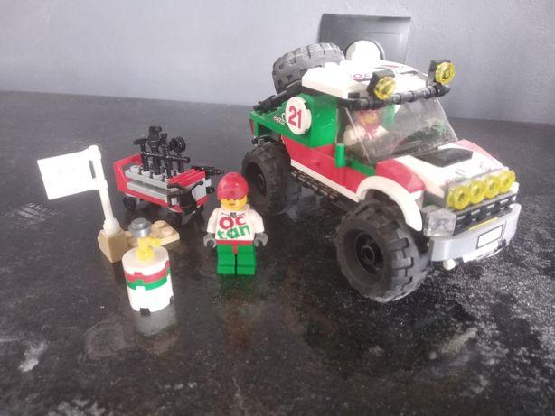 Klocki LEGO city Jeep