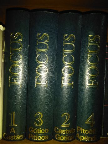 Enciclopédia internacional FOCUS