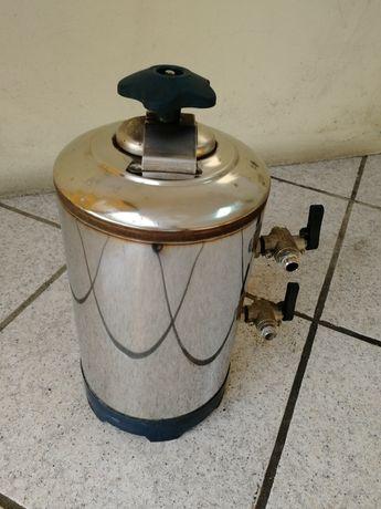 Depurador filtragem água