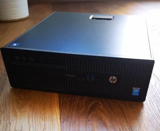 Komputer stacjonarny HP EliteDesk 800 SFF SSD 250 GB 8 GB RAM