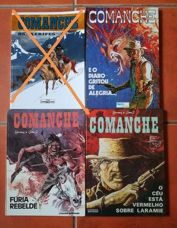 30 Livros A4 Herman, Jeremiah, Bois-maury, Bernard Prince, Comanche...