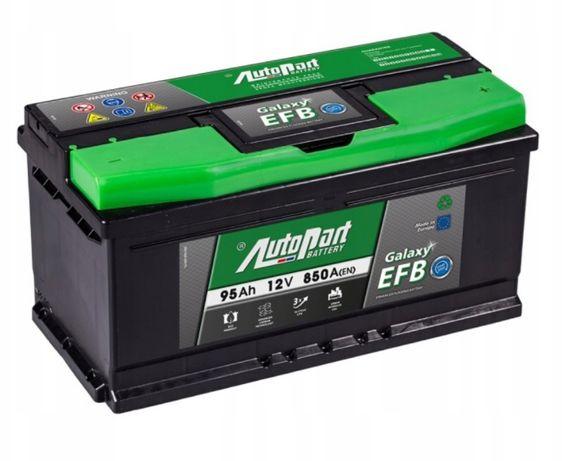 Akumulator AutoPart Start Stop EFB 95Ah 850A Kraków