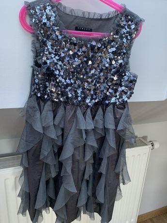 Sukienka Sisley cekiny