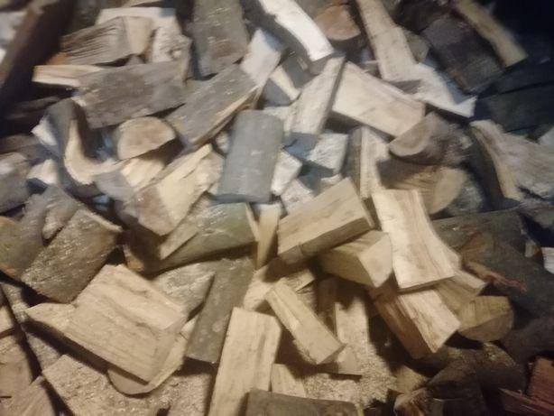 Sprzedam drewno pocięte gotowe do palenia