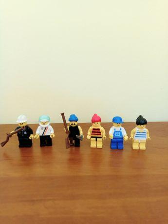 Lego figurki z lat 90-tych. Unikaty dla kolekcjonerów