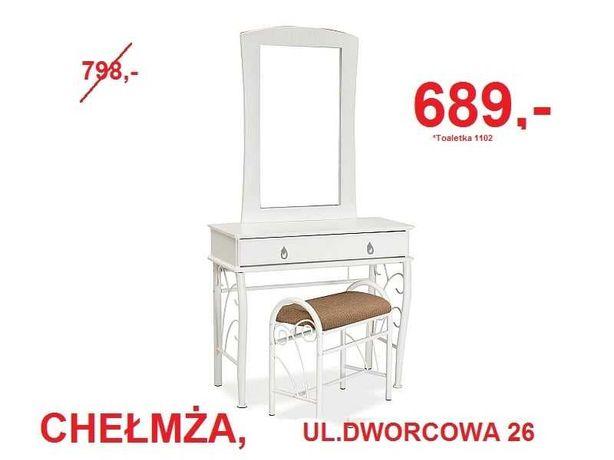 Toaletka 1102 Chełmża