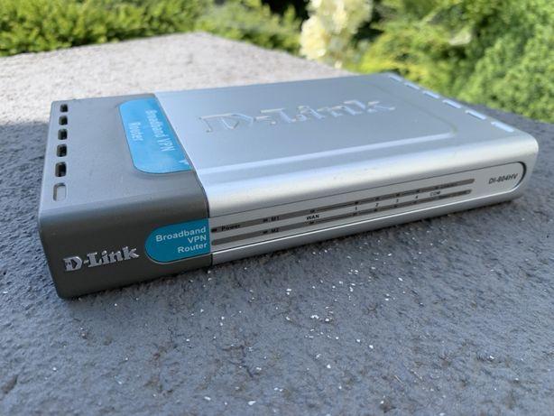 2 routery D Link oraz Netgear