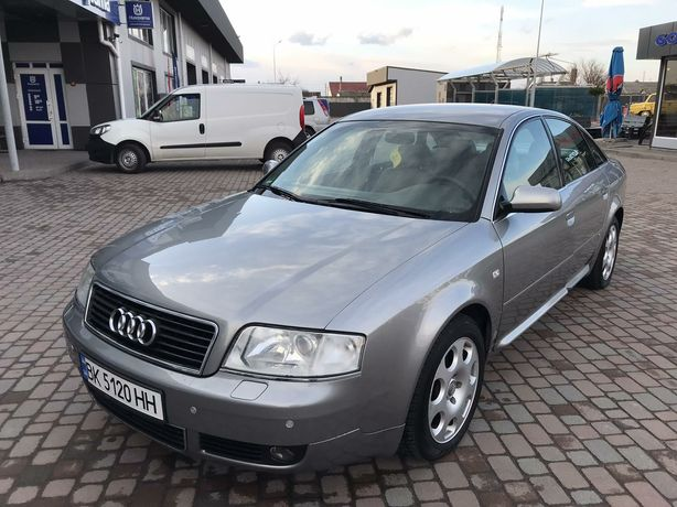 Audi A6 1.8 TURBO 110KW 2002р.