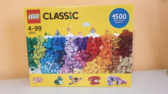 Lego Classic Klocki, klocki, klocki 10717 Nowe