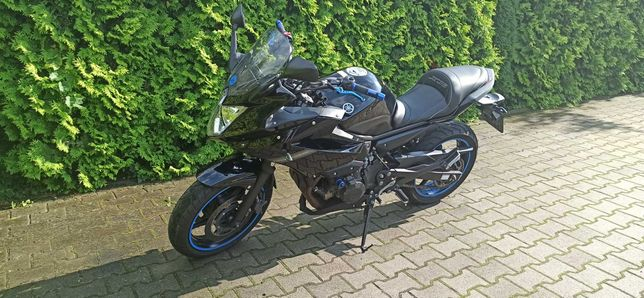 Yamaha Xj6 Diversion 2012r kat. A2
