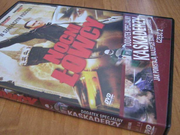 Film DVD Nocni Łowcy / Kaskaderzy cz. 2