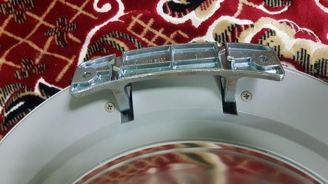 Крышка люка, порошкоприемник, ротор, противовесы LG FH0B8LD6
